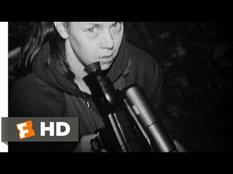 The Blair Witch Project (2/8) Movie CLIP - Looks Like an Indian Burial Ground (1999) HD