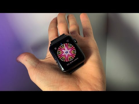 Apple Watch Serie 1 - Funcionalidades
