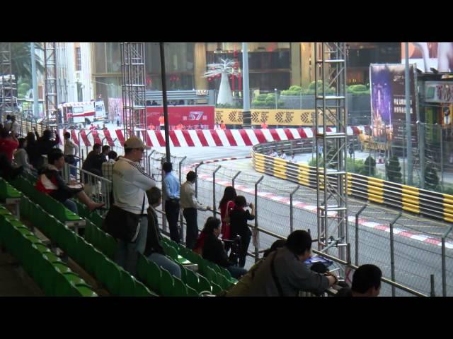 2010 WTCC Macau