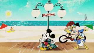 Mickey Mouse Short | Pique-Nique à la Plage VF | Disney BE thumbnail