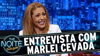 The Noite (02/07/15) - Entrevista com Marlei Cevada