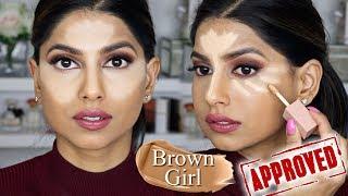 KKW BEAUTY: Concealer Review for Medium / Brown Skin!