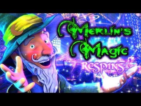 Merlins Magic Respins - Cinematic Trailer