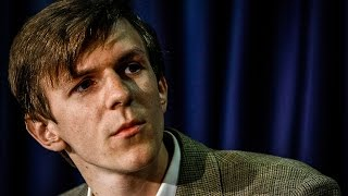 Conservative Weirdo James O'Keefe Busted for Inciting Violence Among Anti-Trump Protestors