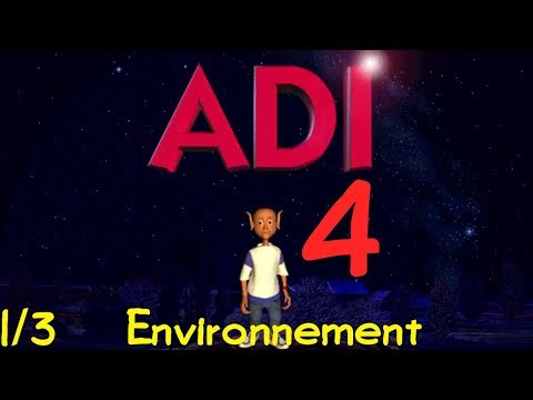 Longplay Adi 4 - 01 Environnement Partie 1