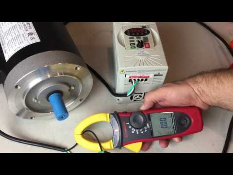 Measuring VFD's with Clamp Meters