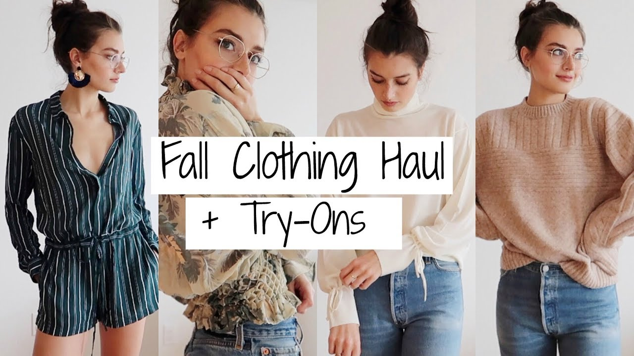 45 Best CLOTHING HAUL & TRY ON images in 2019 | Clothing