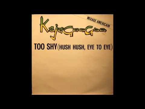 Kajagoogoo - Too shy (extended version)