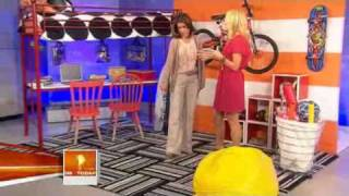 """Press: Today Show's """"cool Rooms For Kids"""" Includes Way Basics Storage Cubes!"""