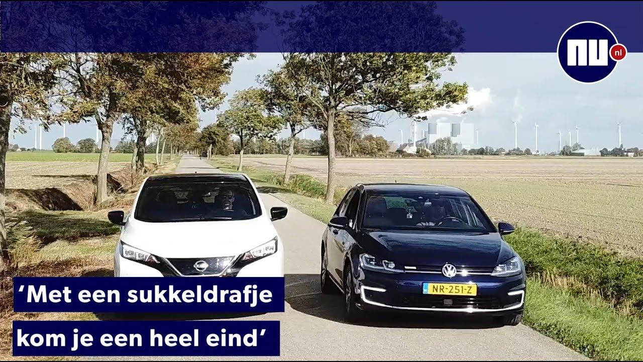 Zo Ver Kan Een Elektrische Auto Echt Rijden Nu Nl Youtube
