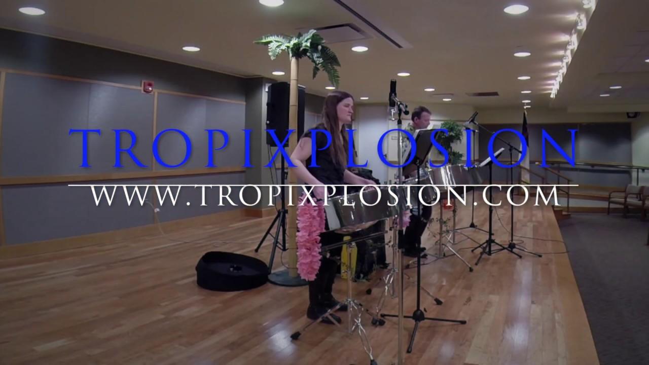 Tropixplosion Steel Drum Duo