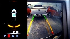 How Back-up Camera and Sensors Work in Action