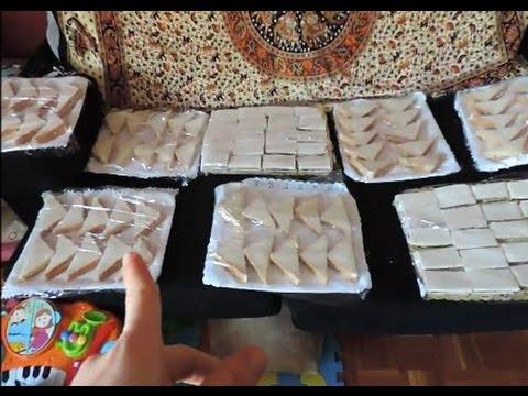 comida para fiesta de cumpleaos