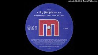 Missy Elliott 4 My People Basement Jaxx Vocal Mix Oldskool House