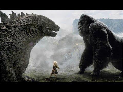 日本突然出现哥斯拉和金刚,两只怪兽决斗,日本遭殃了!