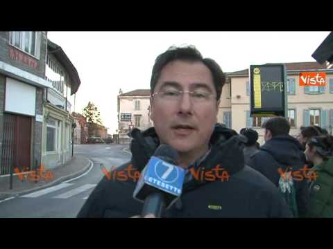 Torino, i residenti di Cavoretto portano in giro i profughi per una visita guidata della città
