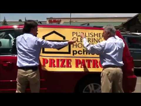 Behind-the-Scenes Video From a Past Prize Delivery