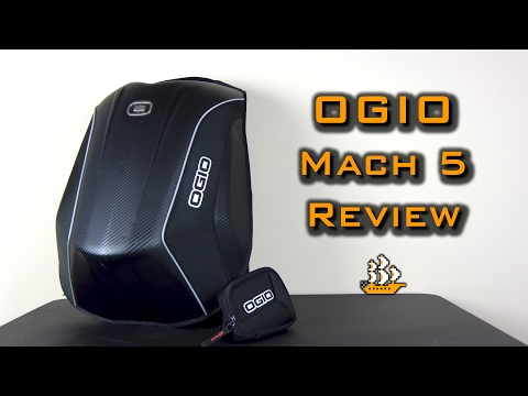 OGIO Mach 5 Backpack Review