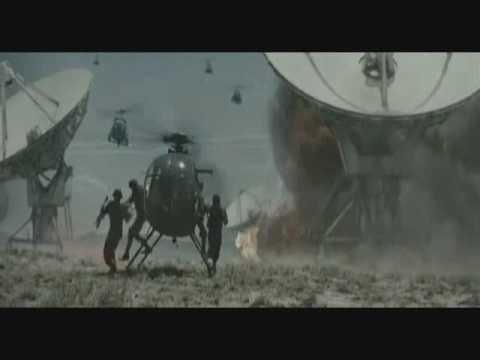 Terminator Salvation Skynet attack