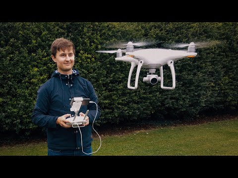 10 Tips How to Film with a Drone