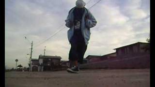 Crip walk / West Coast / Creick  gangsta rap!!!!