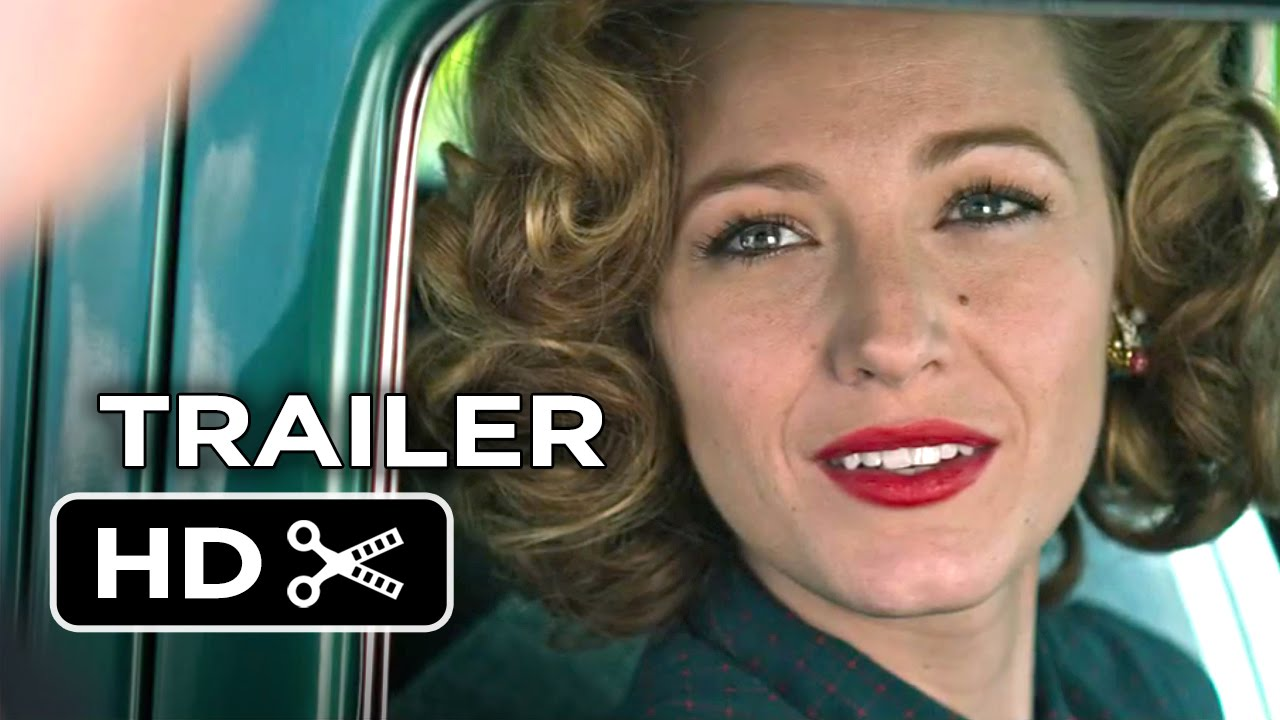 The Age of Adaline TRAILER 1 (2015) - Blake Lively ... Blake Lively Movies