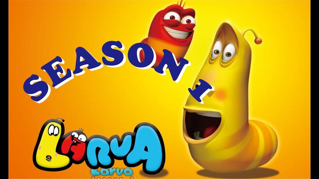 best funny cartoon larva