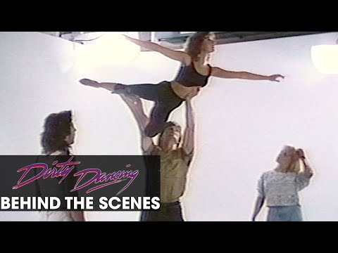 Dirty Dancing (1987 Movie) | BTS - 'Screentesting Patrick Sw