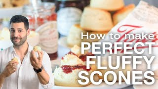 How to make Perfect Fluffy Scones screenshot 5