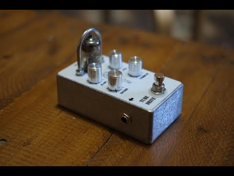 Tube Drive Overdrive by Mojo Gear Fx