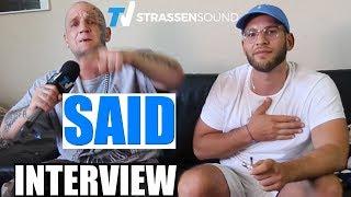 SAID Interview mit MC Bogy: Album HAQ, Hoodrich, AOB, Berlin, AchtVier, Kalusha, Harris, Live, Rap