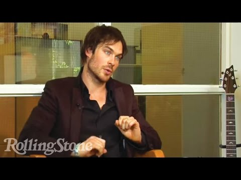 Off The Cuff With Peter Travers: Ian Somerhalder