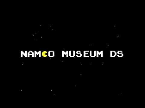 Namco Museum DS Introduction (Intro)