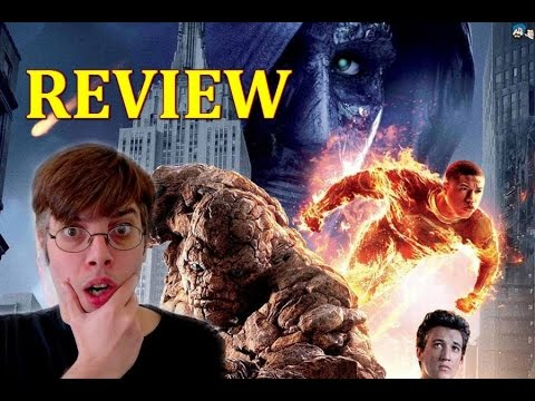Fantastic Four (2015) Movie Review