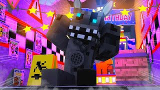 Twisted Wolf's Lost Memory! Minecraft FNAF Roleplay