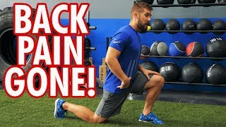 Strong Glutes & Back Pain - 5 Exercise Protocol FIXES Weak Butt