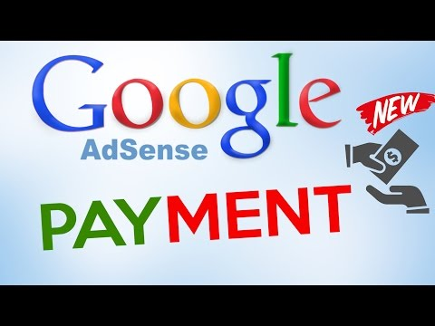 Adsense PAYMENT Tutorial 2018 | How To Receive Money From Google Adsense (Link Payment Method)