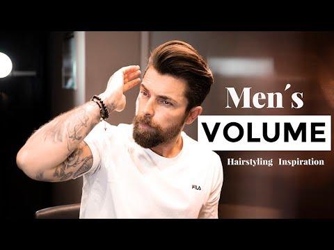 MEGA Quiff Hairstyle With Maximum Volume Tutorial