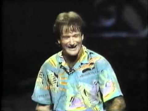 Robin Williams Live at the Mets Part 3