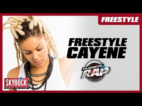 Freestyle De Cayene #PlanèteRap