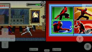 [NDS] All Spider-Man: Battle for New York bosses