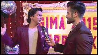 Atif Aslam GIMA Red Carpet 2015 Edited