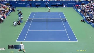 Andy Roddick vs Juan Carlos Ferrero - Tennis Elbow 2013 - PC Gameplay