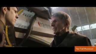Leonard Nimoy, Spock of
