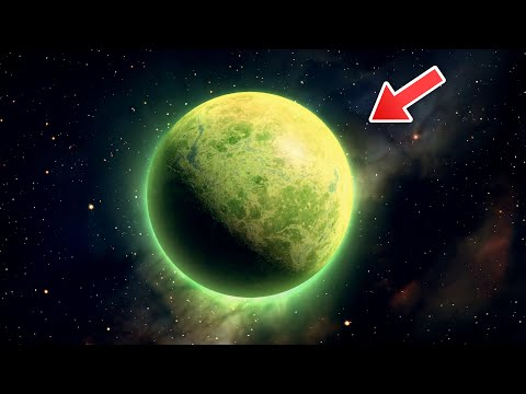 NASA Just Discovered An Alien Planet!