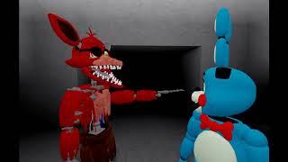 5 AM at Freddys : The prequel ROBLOX RECREATION