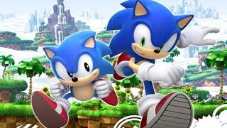 Sonic Generación (2011) Pelicula Completa l Cinemáticas del juego Español