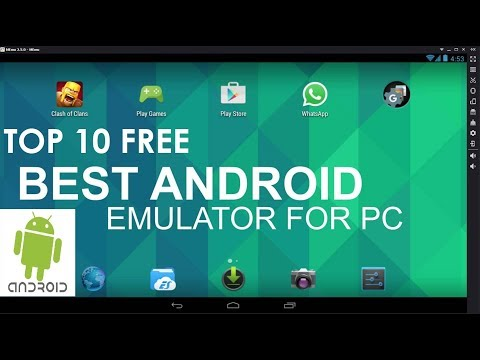 Top 10 Best Free Android Emulators For Windows