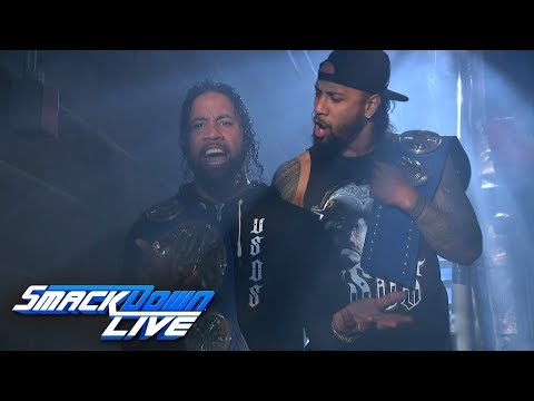 The Usos Wonder Who They'll Face At WrestleMania: SmackDown LIVE, March 12, 2019