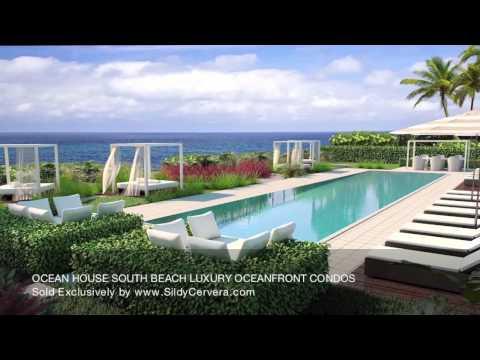 Ocean House South Beach Luxury Oceanfront Condos in Miami Beach
